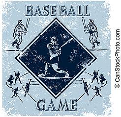 sport ball game baseball