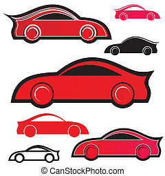 Sport cars icon