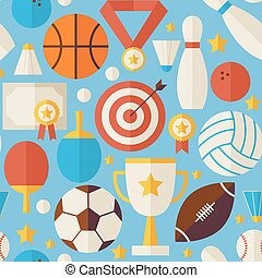 Sport Competition Recreation Vector - Sport Competition...