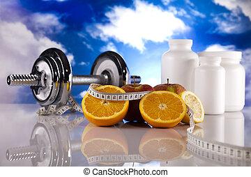 Sport diet - Weight loss, fitnes