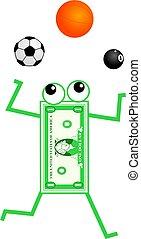 sport dollar