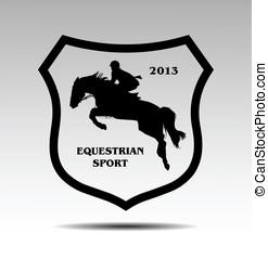 sport, equestre