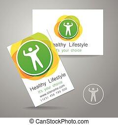 sport fitness logo