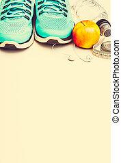 sport, fond
