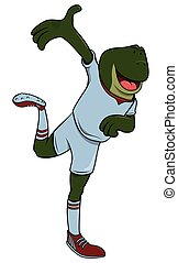 Sport frog