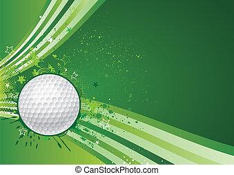 sport, golf