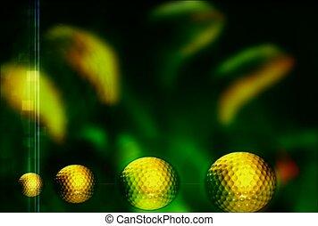 sport, golf, passe-temps