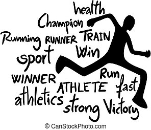 sport, icône