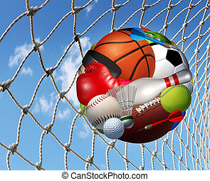 sport, idoneità, successo