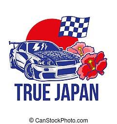 Sport Japan car