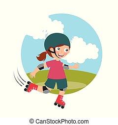 sport kids activity