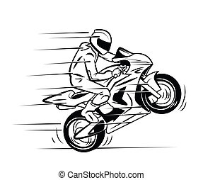 Moto Illustrations And Clipart 8 304 Moto Royalty Free