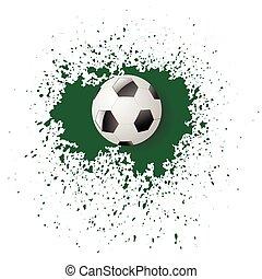 sport, palla, icona