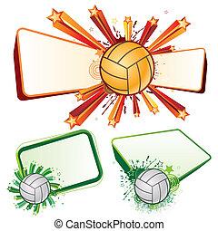 sport, pallavolo