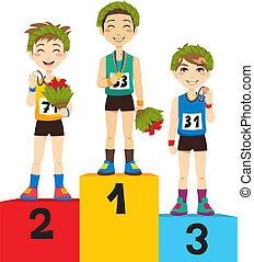 Sport Podium Winners
