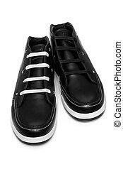 Sport shoes pair