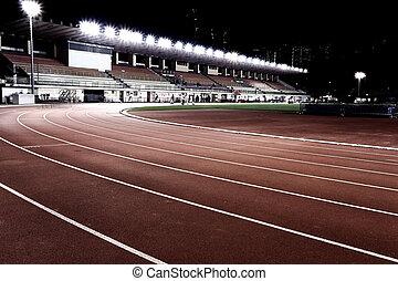 sport, stadion