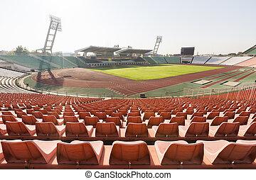 sport stadium