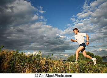 sport, training