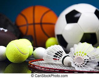 sport, udrustning