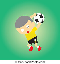 sport vector cartoon