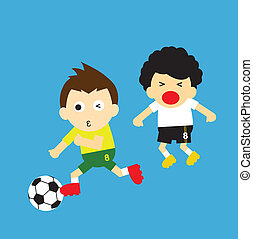 sport vector cartoon