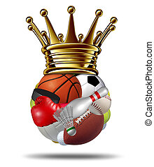 sport, vinder