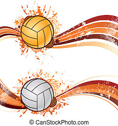 sport, volley-ball