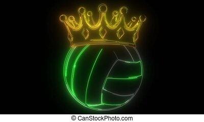 sport Volleyball Ball illustration Drawing art