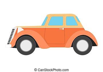 sport, wóz., czerwony