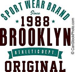 sport wear brand