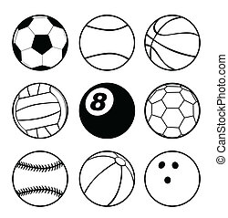 sporten, gelul