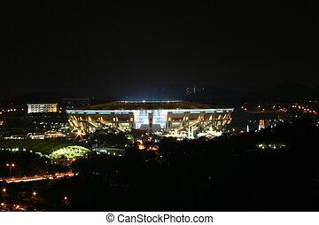 sporten, stadion