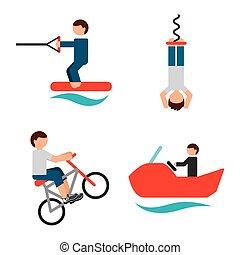 sportende, extreem