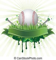 sportende, honkbal