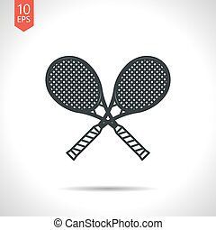 sportende, illustratie