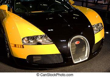 Sportive car