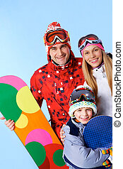 Sportive family