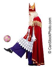 Sportive Sinterklaas