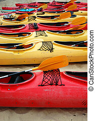 Sports & Adventure - Canoes