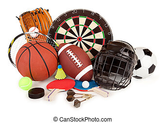 Sports and Games Arrangement - This is an arrangement of...