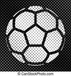 Sports background, vector illustration.