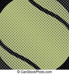 Sports background, vector illustration
