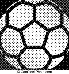 Sports background, vector