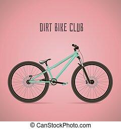 Sports bike.
