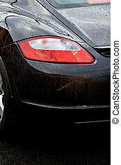 Sports Car Tail Light