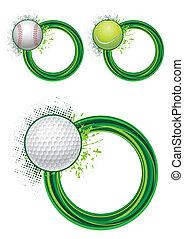 sports design elements