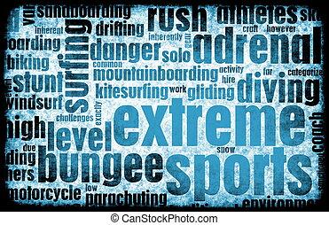sports extrêmes