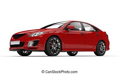 Sports Fast Car