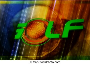 sports, game, golf